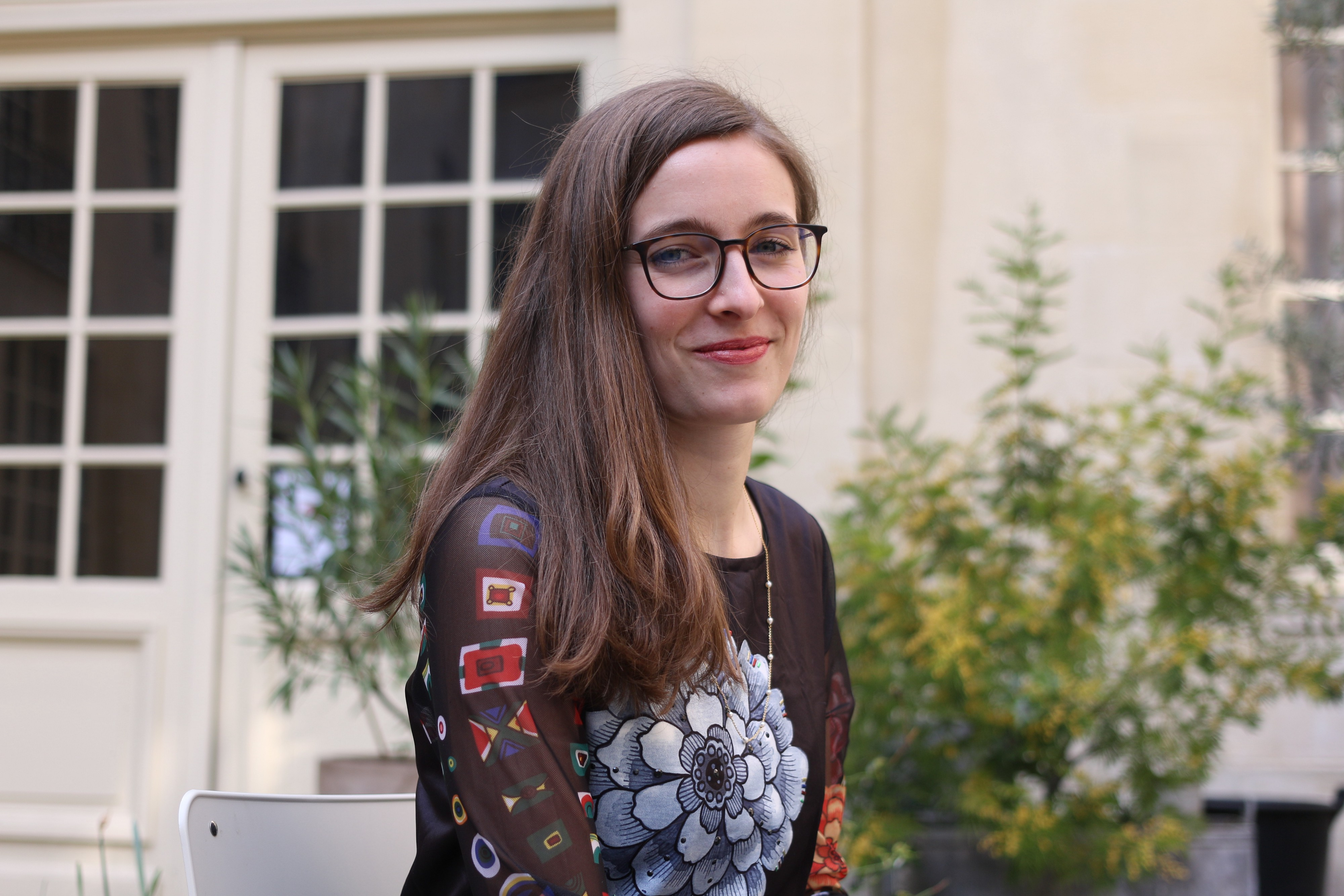 Marie Crappe CTO de Staffme